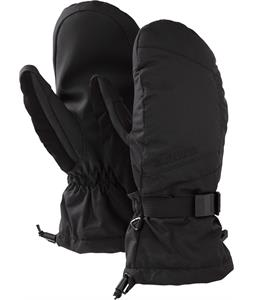 Burton Profile Mittens True Black