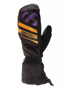 Burton Profile Mittens Blackout