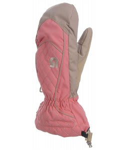 Burton Profile Mittens Petal Pink