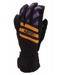 Burton Profile Under Gloves