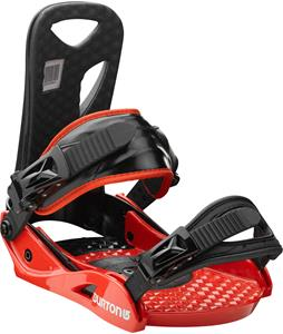 Burton Progression Lowstack Snowboard Bindings Black