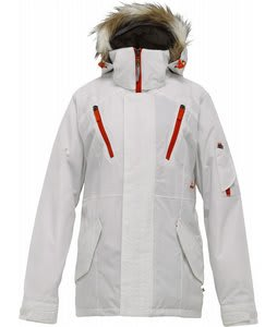 Burton Prowess Snowboard Jacket Bright White