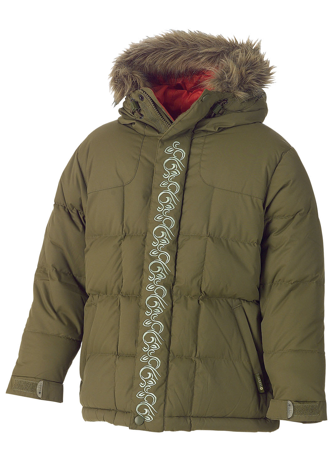 Shop for Burton Puffy Snowboard Jacket Hazel - Girl's