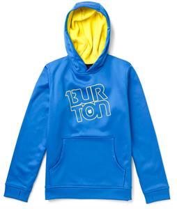 Burton Pullover Bonded Hoodie Cobalt Blue