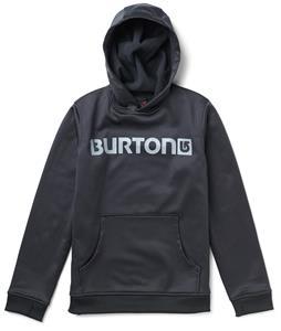 Burton Pullover Bonded Hoodie True Black