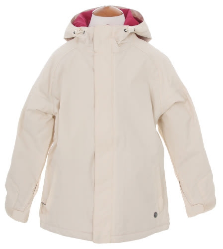 Burton Pure Snowboard Jacket Antique Ivory