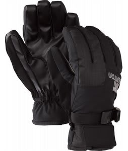 Burton Pyro Under Gloves True Black