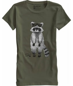 Burton Raccoon T-Shirt Weeds