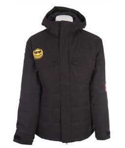 Burton Restricted Dyer Snowboard Jacket True Black