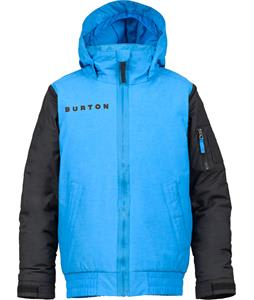 Burton Raider Snowboard Jacket Blue-Ray/True Black