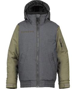 Burton Raider Snowboard Jacket True Black/Canteen