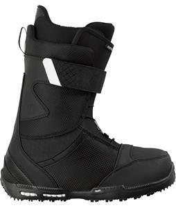 Burton Raptor Snowboard Boots Black/White