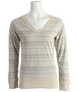 Burton Rebel Raglan Shirt Sand
