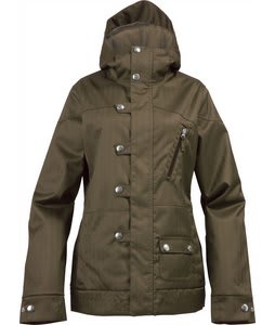 Burton Recruit Snowboard Jacket Capers