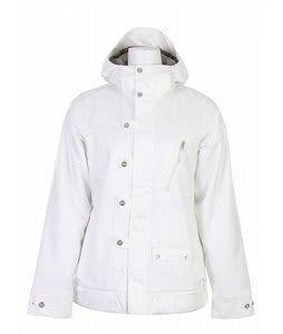 Burton Recruit Snowboard Jacket Bright White