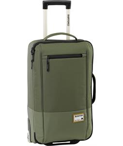 Burton Red Eye Roller Travel Bag Olive Texture Block