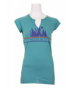 Burton Regatta Raw V-Neck Bay Blue