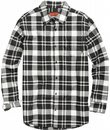 Burton Repel Flannel True Black Tone Plaid - Men's