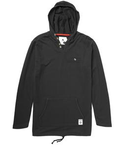 Burton Rescue Pullover Hoodie True Black