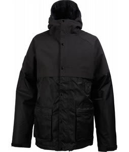 Burton Restricted Chigurh Snowboard Jacket True Black