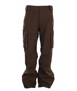 Burton Restricted Chigurh Snow Pants Mocha