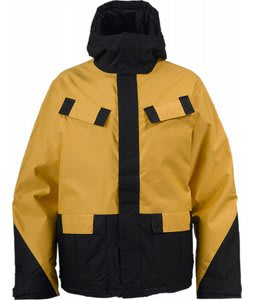 Burton Restricted Druid Snowboard Jacket Midas/True Black