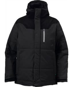 Burton Restricted Durban Snowboard Jacket True Black