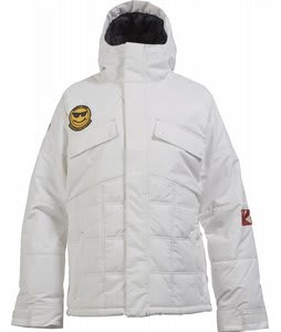 Burton Restricted Dyer Snowboard Jacket Bright White