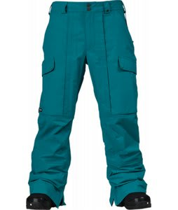 Burton Restricted Gungeon Cargo Snowboard Pants Iroquois