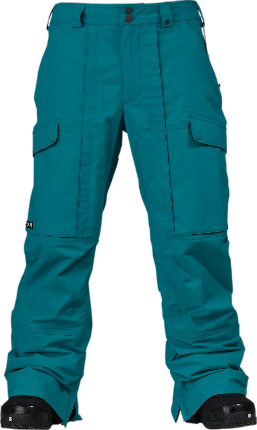 Shop for Burton Restricted Gungeon Cargo Snowboard Pants Iroquois - Men's