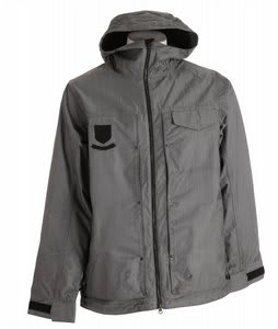 Burton Restricted Plainview Snowboard Jacket True Black