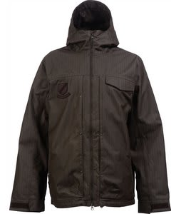 Burton Restricted Plainview Snowboard Jacket Mocha