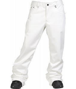 Burton Restricted Wilkes 5 Pkt Snowboard Pants Bright White