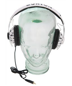 Burton Retro Headphones White