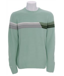 Burton Retro Stripe Sweater Milimint