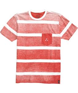 Burton Reversed Pocket T-Shirt Lava