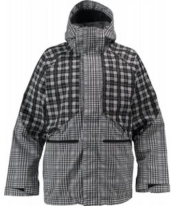 Burton Revert Snowboard Jacket Shirting Plaid