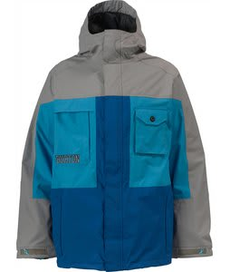 Burton Revolver Snowboard Jacket Iron Grey/Argon