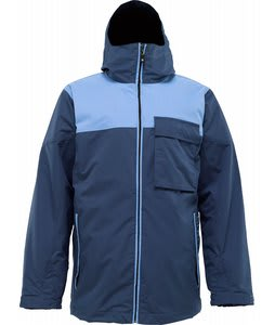 Burton Revolver System Snowboard Jacket Team Blue