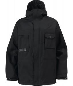 Burton Revolver System Snowboard Jacket True Black