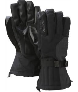 Burton Richter Gloves True Black