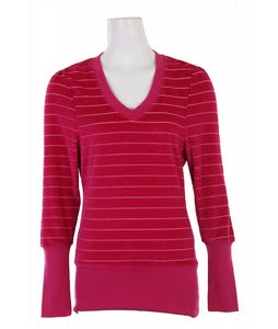 Burton Ringo V-Neck Pullover Bayberry