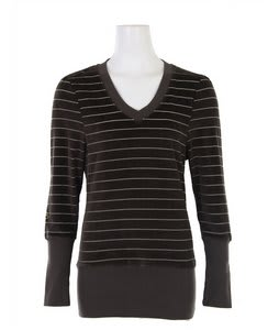 Burton Ringo V-Neck Pullover Graphite