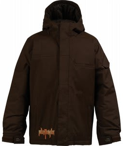 Burton Ripper Snowboard Jacket Mocha