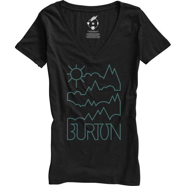 Burton Rise & Shine Recycled V-Neck T-Shirt