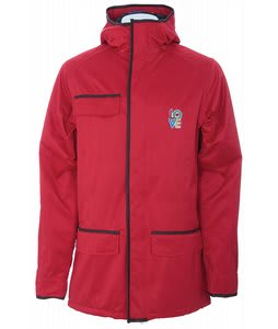 Burton Ronin Love Snowboard Jacket True Red