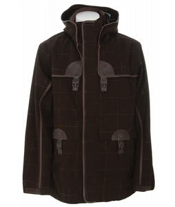Burton Ronin 2L Utility Snowboard Jacket Mocha