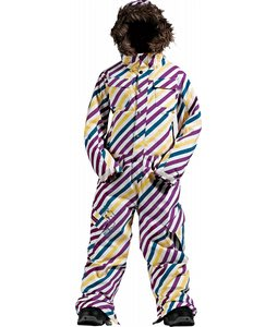 Burton Rocker One Piece Diag Stripe Banana