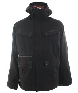 Burton Ronin Flank Snowboard Jacket True Black