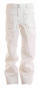 Burton Ronin Cargo Snowboard Pant Bright White